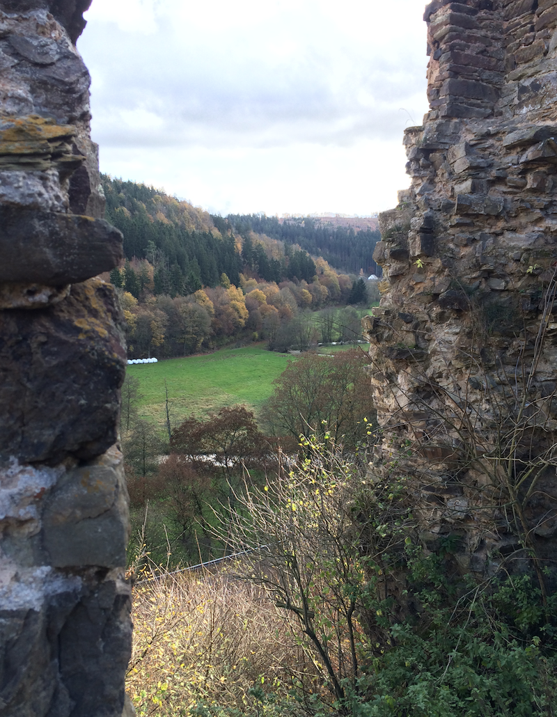 Holiday picture from the Eifel region